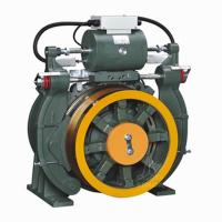 Gearless Traction Machine / Motor 2:1 Ratio Manufactures