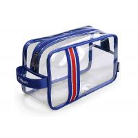 Sport Waterproofing Transparent PVC Bag Large Capacity Multicolored For Swimming Manufactures
