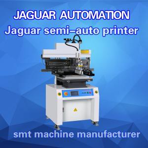 Semi-auto Silk Screen Printer and Stencil Printer for PCB Manufactures
