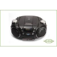 Top-Loading Portable DVD Radio Player With FM Telescopic Antenna, CD Ripping Manufactures
