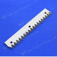 Serrated Knives/Blades for Plastic Bag Film Cutting Manufactures