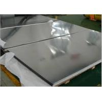 China Cold Rolled 304 Stainless Steel Sheet / High Strength SS Sheet Metal on sale
