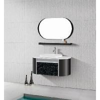 Buy cheap Stainless Steel Bathroom Cabinet (F-3137) from wholesalers
