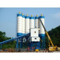 Siemens control HZS90 ready mixed concrete batching plant Manufactures