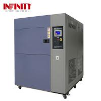 Three Groove Environmental Test Chambers For Temperature And Humidity Testing Manufactures