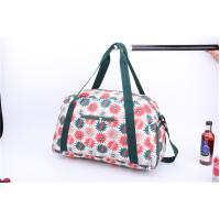 New style light weigh weekender bag with beautiful flower printing Manufactures