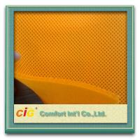 China 3D air Mesh Fabric the sandwich mesh cloth Polyester knitted fabric shoes Vamp on sale