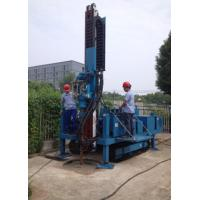 High Efficent Head Anchor Drilling Rig Borehole Rig For Fragile Hole Manufactures