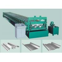 Hydraulic Glazed Tile Roll Forming Machine For Making Color Steel Floor Deck Manufactures