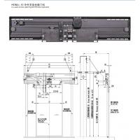 HDMJ-10 2 leafs center opening AC PM door operator Manufactures