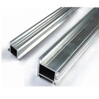 Heat Insulation Thermal Break Aluminium Profiles For Windows / Doors