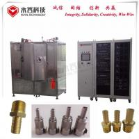 PVD Thin Film Coating Machine on Fasteners And Fittings, Nano Thin Film PVD Deposition Equipment Manufactures