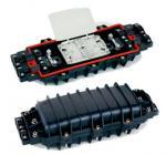 6 ports FTTH outdoor fiber optic enclosures ETC-H009 470×180×125MM Manufactures