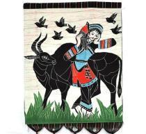 batik painting,handicrafts,folk arts Manufactures