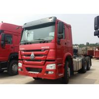 Single Sleeper Cab Single Drive Prime Mover 336HP Diesel Engine Ten Wheels Manufactures