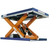 China CE 3 ton powered scissor lift platform / equipment safety 110V 220V for factory on sale