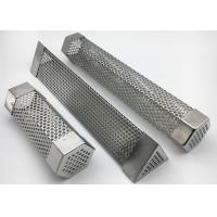 Ss 304 Wire Mesh Filter Element 6 12 Inch Food Grade For BBQ And Grill Manufactures