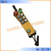 Radio Industrial Remote Controls / Radio Controlled Switch 6 Botones Manufactures