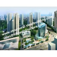Chinese steel building Fabrication and Customize Prefab Steel Frame Building Contractor General Manufactures