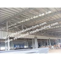 Buy cheap Commercia Steel Structure and Prefabricated Steel Building Contractor General from wholesalers