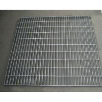 304 316L Stainless Steel Bar Grating , Sidewalk grate 20 x 3mm - 100 x 9mm Manufactures