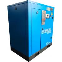 3 phase 10hp 7.5KW 0.8mpa electric motor direct driven screw air compressor Manufactures