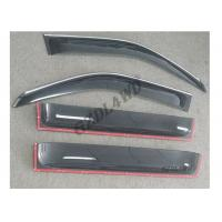 Buy cheap 4x4 Body Parts Injection Window Visor Rain Shield For Toyota Land Cruiser FJ80 Series from wholesalers
