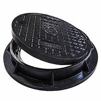 Ductile Iron Manhole Cover in Cast & Forged Manufactures