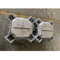 600L Water Storage Plastic Tank Mold With Guide Rail 8000-10000 Parts Mould Life Manufactures