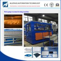 Car Parts Vacuum Thermoforming Machine Blue Or Customized Color Manufactures