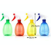 China Manufacture cheap 500ml plastic trigger  unique types of spray mist bottle on sale