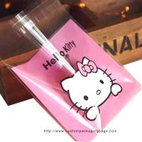 China PP Food Plastic Packaging , Food Grade Stand Up Pouches Heat Sealing Handle on sale