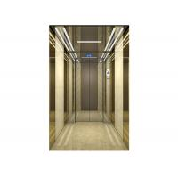 1.0m/s Speed Machine Room Less Elevator ESW630-CO Model Ultra-thin control cabinet Manufactures