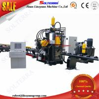 Hot Selling CNC Angle Line Punching Marking Shearing Machine Made in China Manufactures