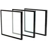 Double Glazed Low E Glass Curve Shape Thermal Performance Fit Door / Window Manufactures