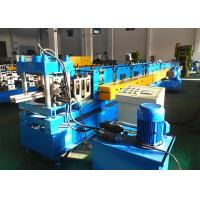 China Heavy Duty Upright Roll Forming Machine , Warehouse Storage System Rack Rolling Machine on sale