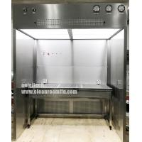 Pharmaceutical Weighing Booth, Laminar Flow Clean Booth Manufactures