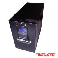 WELLSEE WS-SCI P2000+MPPT24V30A Solar Inverter with built-in controller Manufactures