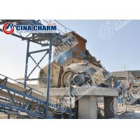 30-500tph Stone Crusher Plant , High Productivity Stone Quarry Machines Manufactures