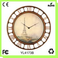 China Big size antique clock/huge wall clock/home decor on sale