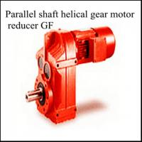 Parallel Shafe Helical Geared Motor Manufactures
