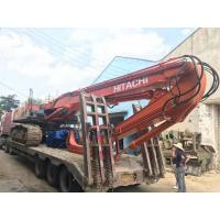 Highly Efficient Vibratory Pile Driving Equipment 455KN Centrifugal Force Manufactures