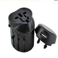 Power Universal USB Travel Charger With Retractable Plug AU / UK / US / EU Manufactures