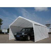 Multi Function Auto Tent Garage , Temporary Garage Shelter For Car Customizable Manufactures