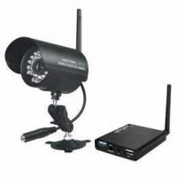 2.4GHz Wireless Surveillance Camera Kit Manufactures