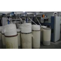 40s/1 100% Polyester Yarn Virgin Grade Raw White Manufactures