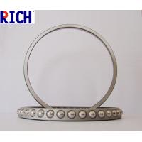 China High Speed Cross Roller Bearing , SF4815VPX1 Excavator Turntable Bearing on sale