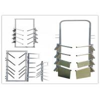 Strong Livestock Handling Equipment Heavy Grade Permanent Cattle Spear Trap Manufactures