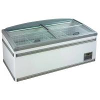 2020 New Arrival Chest Combined Island Cooler Factory Sale Island Cabinet Manufactures