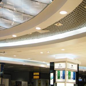 False Decorative Aluminum Ceiling Tile (TLD-197)